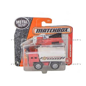 ماکت کامیون حمل آب MatchBox مدل Water Worker