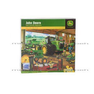 پازل مقواییMasterPieces مدل تراکتور John Deere