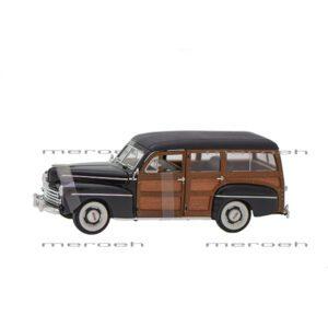 ماکت ماشین Yatming مدل Ford Woody