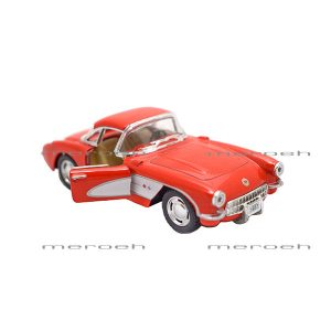 ماکت ماشین Kinsmart مدل Chevrolet Corvette