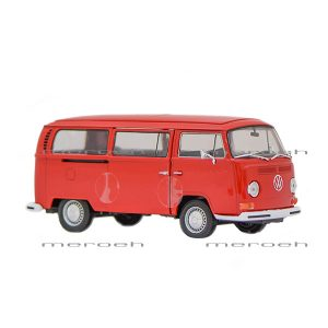 ماکتماشین Welly مدل Volkswagen Bus T2