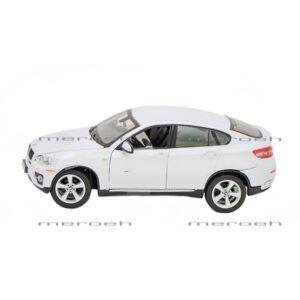 ماکت ماشین Rastar مدل BMW X6