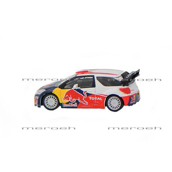 ماکت ماشین Norev مدل Citroen DS3 WRC