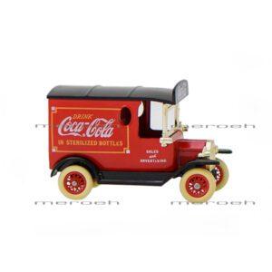 ماکت کامیون حمل نوشابه کوکاکولاLiedo مدل Ford