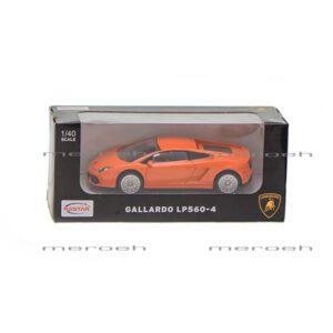 ماکتماشین Rastar مدل Lamborghini Gallardo LP560-4