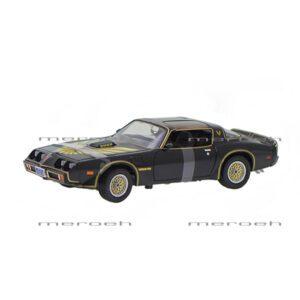 ماکتماشین GreenLight مدل Kill Bill 1979 Pontiac Firebird Trans AM