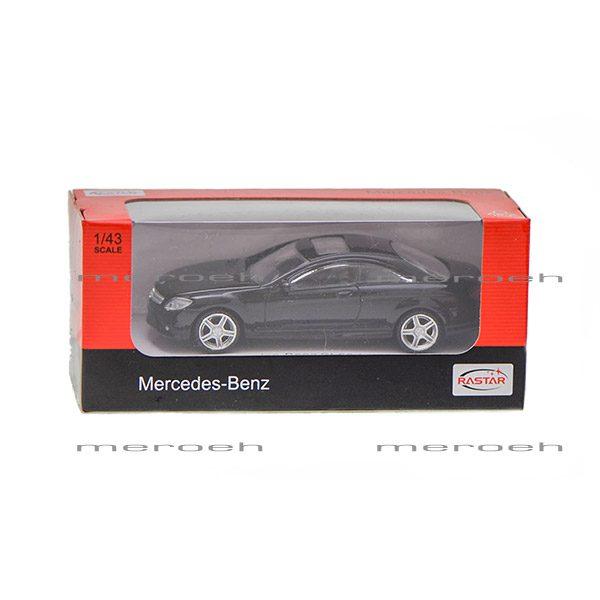 ماکتماشین Rastar مدل Mercedes Benz CL63 AMG