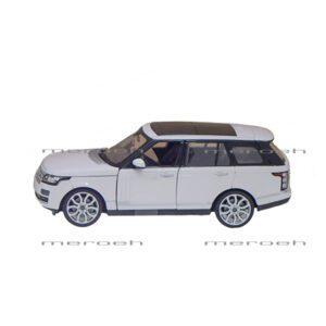 ماکت ماشین Rastar مدل Range Rover