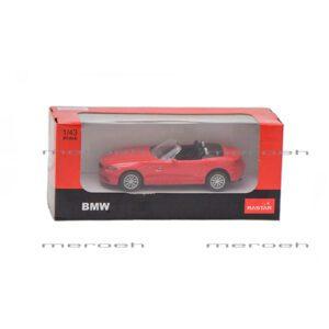 ماکت ماشین Rastar مدل BMW Z4