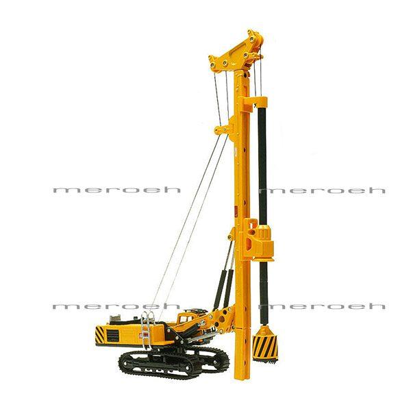 ماکت ماشین حفر چاه KDW مدل Spin Drilling Rig