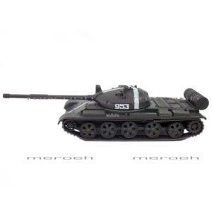 ماکت تانک EAC مدل Tank T62