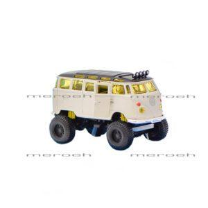 ماکت ماشین Maisto مدل Volkswagen Van Samba