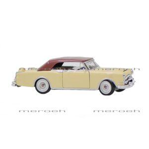 ماکت ماشین Welly مدل 1953 Packard Caribbean