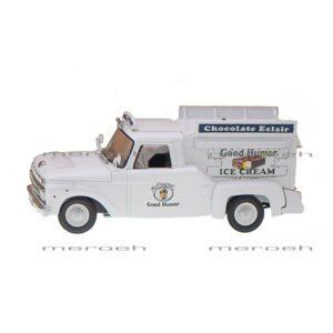 ماکت کامیون Sun Star مدل Ford F-100 Ice Cream Truck