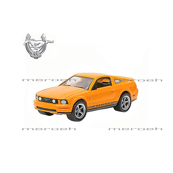 ماکتماشین GreenLight مدلFord Mustang GT