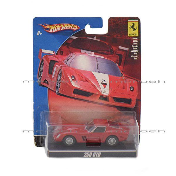 ماکتماشین Hotwheels مدل 250GTO Ferrari