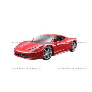 ماکتماشین Maisto مدل Ferrari 458 Italia