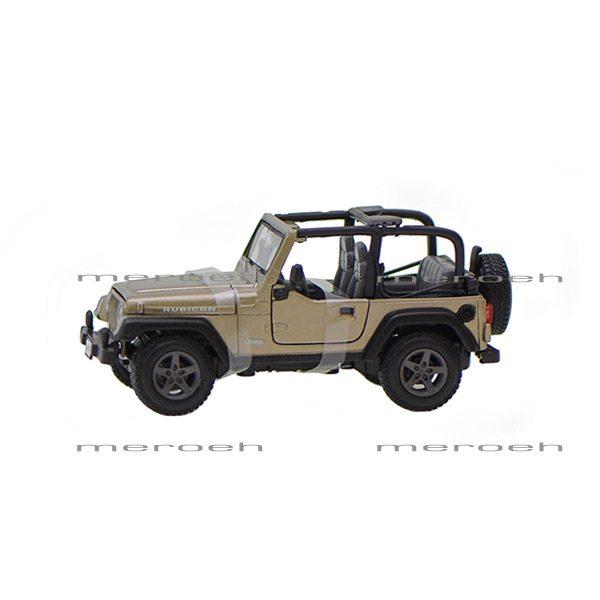 ماکتماشینMaistoمدل Jeep Wrangler Rubicon