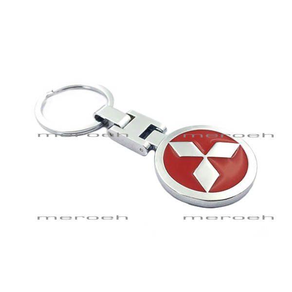 جاکلیدی لوگوی ماشین Mitsubishi