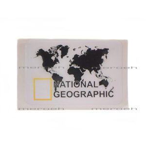 برچسب تزئینی ژله ای اندازه بزرگ ماشین مدل National Geographic