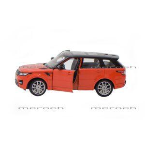 ماکتماشین Welly مدل Range Rover Sport