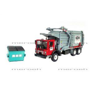 ماکت کامیون حمل زبالهKaidiwei مدل Material Truck