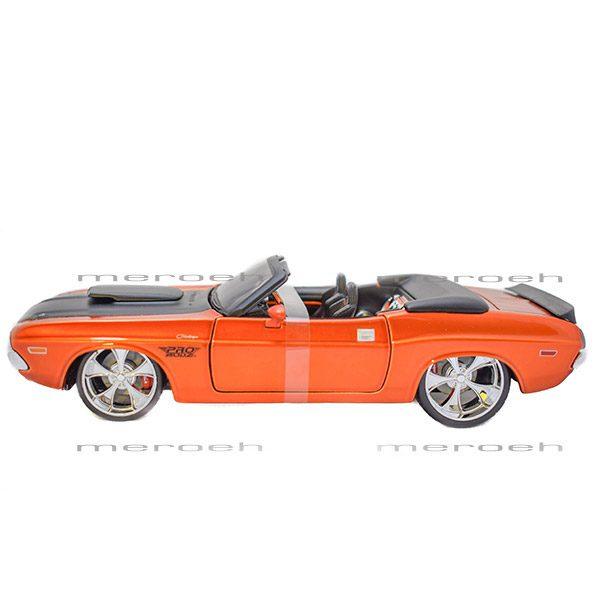 ماکت ماشین Maisto مدل Dodge Challenger r/t Convertible