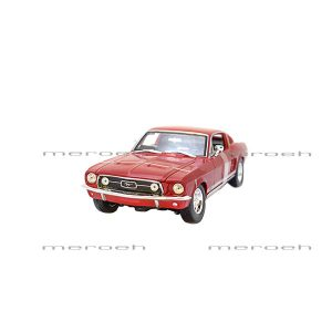 ماکت ماشین Maisto مدل 1967 Ford Mustang GTA Fastback