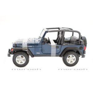 ماکت ماشین Maisto مدل Jeep Wrangler Rubicon