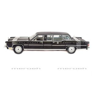 ماکت ماشین لینکولن Yatming مدل Lincoln Continental Regan Car