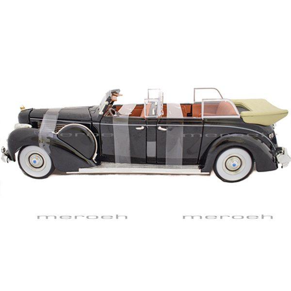ماکت ماشین لینکولن Yatming مدل Lincoln Sunshine Special