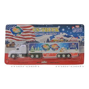 ماکت تریلر حمل دسرWerbemittel مدل Maer US Truck