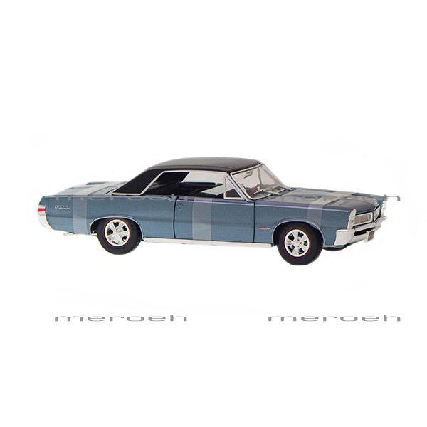 ماکت ماشین Maisto مدل Pontiac GTO