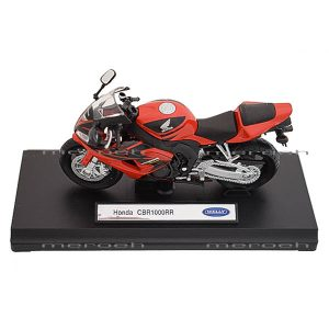 ماکتموتورسیکلت Welly مدل Honda CBR1000RR