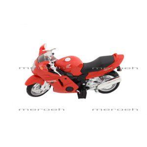 ماکتموتورسیکلت Welly مدل Honda CBR1100XX