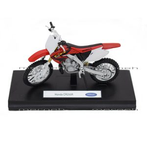 ماکت موتورسیکلت Welly مدل Honda CR250R