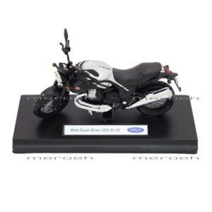 ماکتموتورسیکلت Welly مدل Moto Guzzi Griso 1200 8V SE