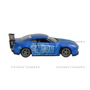 ماکت ماشین Jada مدل Nissan GT-R (R35)