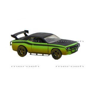 ماکت ماشین Jada مدل Letty's Dodge Challenger SRT8