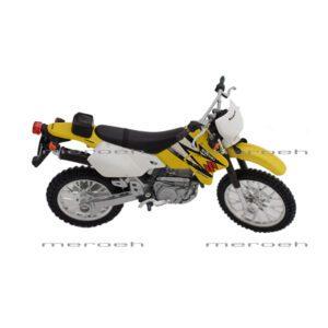 ماکتموتورسیکلت Welly مدل Suzuki DR-Z400S